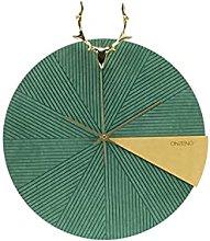 ONZENO Designer clock 'THE TURQUOISE