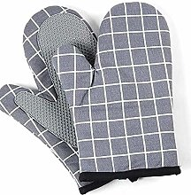 OOFAYWFD Microwave Oven Gloves Oven Gloves With