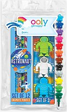 OOLY Space Explorer Happy Pack Stationery Set
