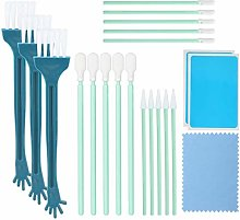 OOTSR 21pcs Phone Port Cleaning Kit, Cleaning Swab