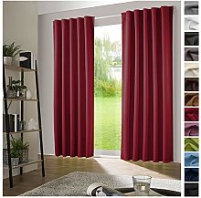Opaque Blackout Curtain Type 139 with Heading Tape