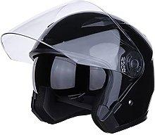 Open Face Helmet 3/4 Motorcycle Helmet Modular