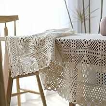 Openwork Decorative Tablecloth Lace Tablecloth