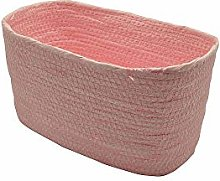 Opportunity Kohtao Rectangular Basket Pink