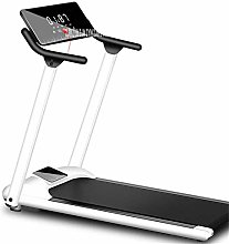 OPXZPM Treadmill Running Machine Small Foldable