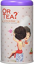 Or Tea La Vie En Rose Tin Canister