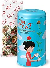 Or Tea Natural Tea Blossoms Tin Canister