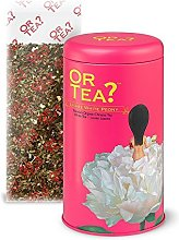 Or Tea Organic Lychee White Peony Tin Canister