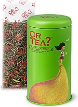 Or Tea Organic Mount Feather Tin Canister