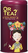 Or Tea Organic Queen Berry Tin Canister
