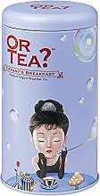 Or Tea Organic Tiffany's Breakfast Tin Canister