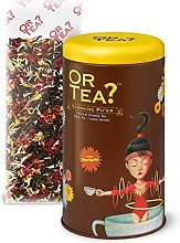 Or Tea Slimming Pu'er Tin Canister