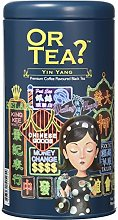 Or Tea Yin Yang Tin Canister