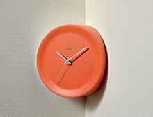 Ora In Wall clock - Ø 21 x H 13 cm by Alessi
