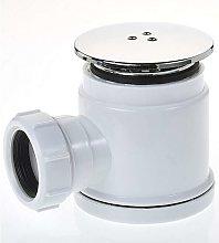 Oracstar MaKe Shower Tray Tap - 40mm Plumbing