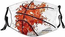 Orange Basket Abstract Basketball Ball Sports
