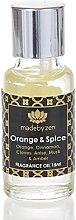 ORANGE SPICE Signature Fragrance Oil