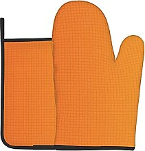 Orange To Yellow Ombre Oven Gloves Heat For Bbq