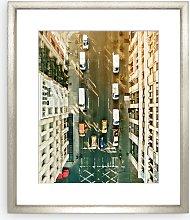 Orbon Alija - SoHo New York Framed Print & Mount,