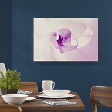 Orchid Photographic Print on Canvas Brayden Studio