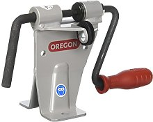 OREGON Bench Chainsaw Chain Rivet Spinner