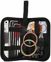 Oreilet Guitar Repairing Tools Kit, Small Guitar