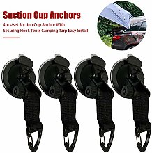 ORETG45 Suction Cup An-chors, Suction Cup Tie