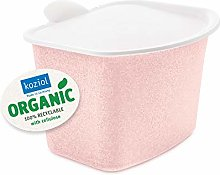 Organic Waste Bin BIBO, organic pink