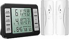 ORIA Fridge Thermometer, Digital Freezer