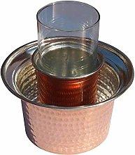 Orient-Feinkost Rakiglass Cooler Copper +
