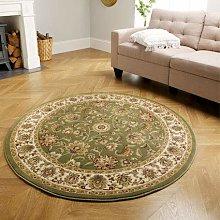 Oriental Classic Large Small Medium Area Circle