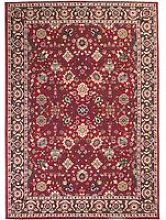 Oriental Rug Persian Design 120x170 cm Red/Beige