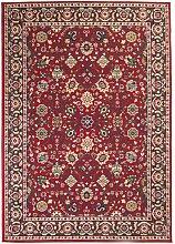 Oriental Rug Persian Design 120x170 cm Red/Beige