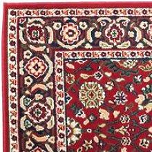 Oriental Rug Persian Design 140x200 cm Red/Beige