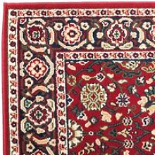 Oriental Rug Persian Design 160x230 cm Red/Beige