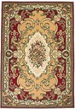 Oriental Rug Persian Design 160x230 cm Red/Beige