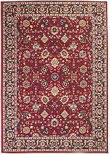 Oriental Rug Persian Design 80x150 cm Red/Beige