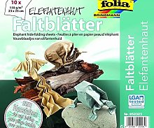 Origami Papers - Elephant Leather - 110g / M2,