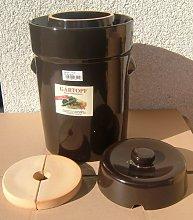 Original Fermentation Sauerkrautpot 25L. from