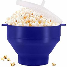 Original Microwaveable Silicone Popcorn Popper,