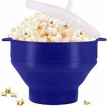 Original Microwaveable Silicone Popcorn Popper,