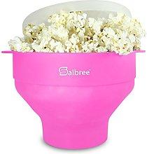Original Salbree Microwave Popcorn Popper,