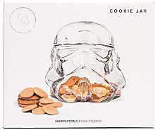Original Stormtrooper 1 Cookie Jar, Glass,