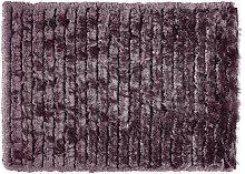 Origins Carved Glamour Rug - 120x170cm - Mauve