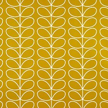Orla Kiely 100% Cotton Fabric by The Metre. -