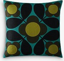 Orla Kiely Flower Tile Cushion