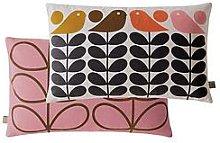 Orla Kiely House Early Bird Summer Cushion
