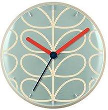Orla Kiely House Linear Stem Wall Clock