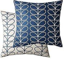 Orla Kiely House Small Linear Stem Cushion
