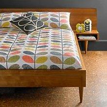 Orla Kiely Scribble Stem Cotton Bedding , Multi
